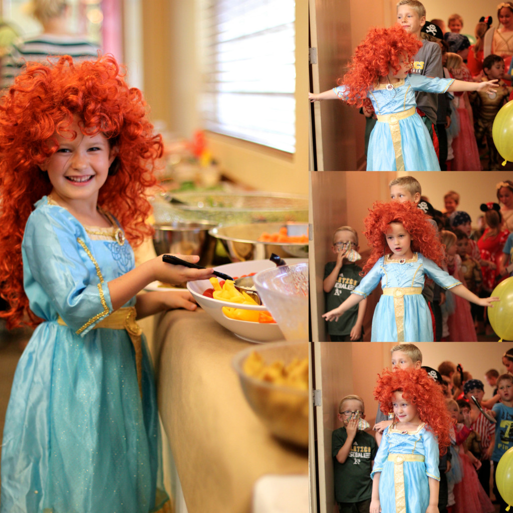 merida the hostess