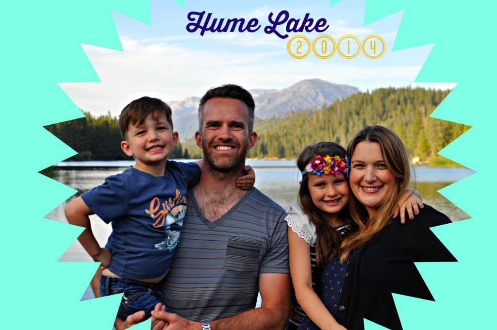 hume lake graphic