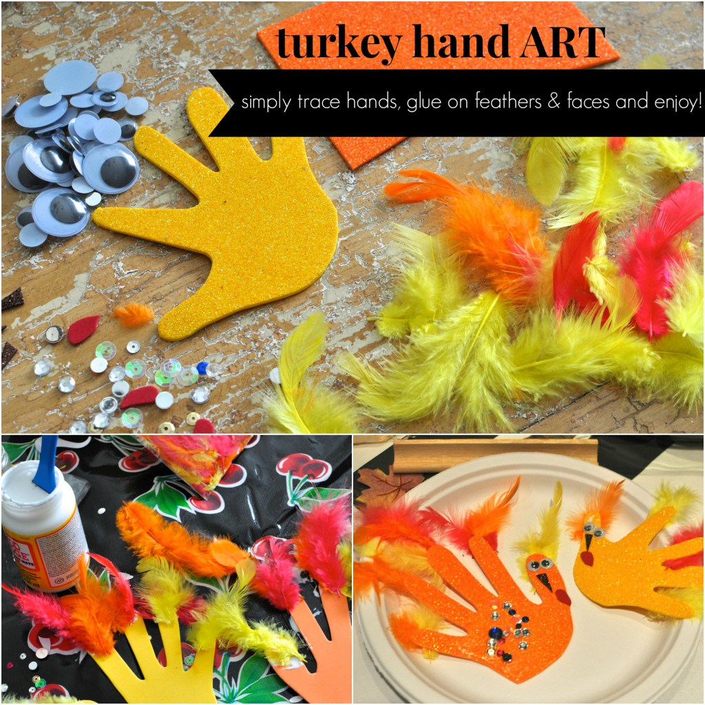 turkey-hand-art